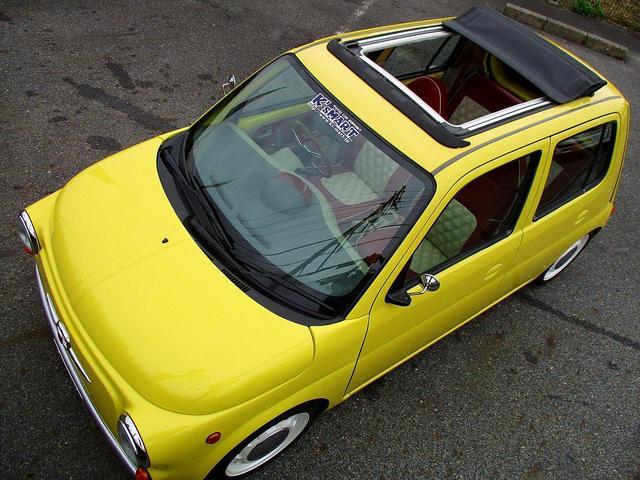 ノーヴァ 当社オリジナルカー デモカー(8枚目)