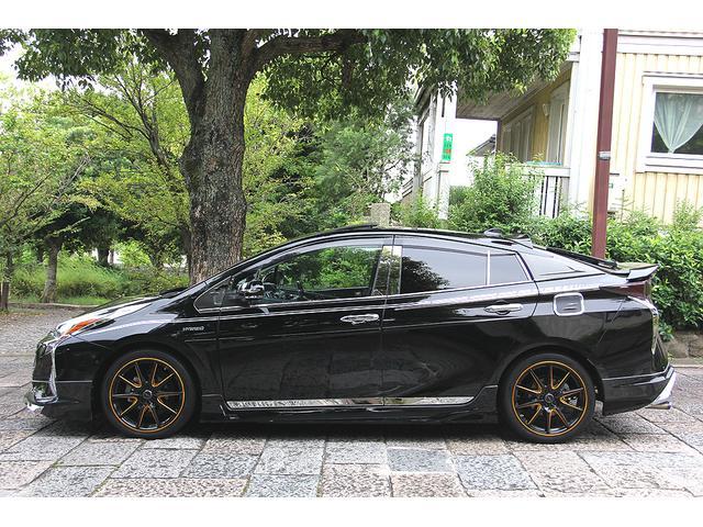 「トヨタ」「プリウス」「セダン」「京都府」の中古車52