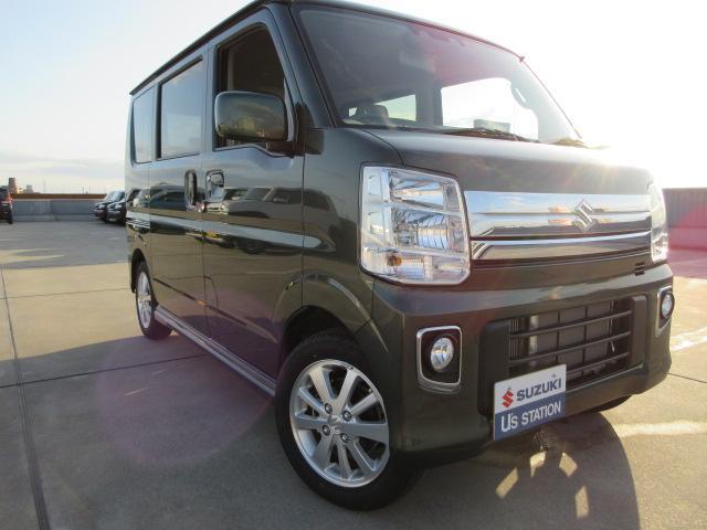 「スズキ」「エブリイワゴン」「コンパクトカー」「兵庫県」の中古車57