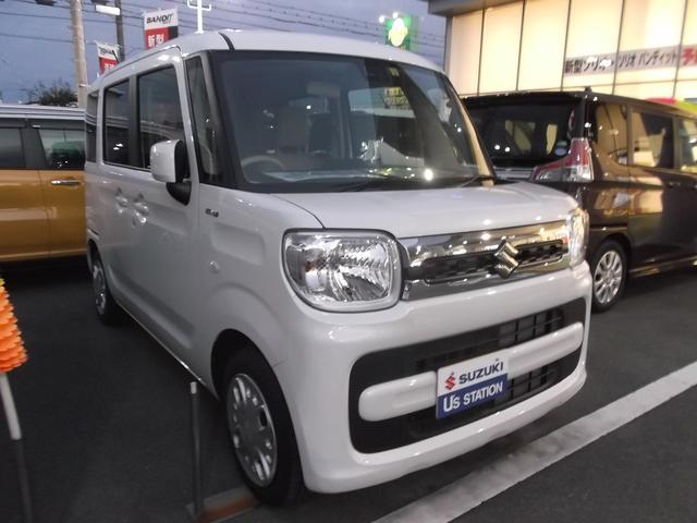 「スズキ」「スペーシア」「コンパクトカー」「兵庫県」の中古車24