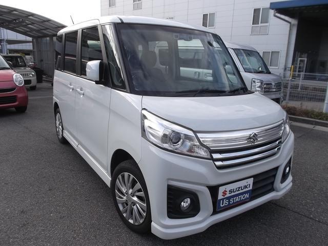 「スズキ」「スペーシアカスタム」「コンパクトカー」「兵庫県」の中古車46