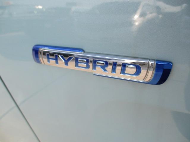 HYBRID X 前後衝突被害軽減 ブレーキ付きサポート付き(46枚目)