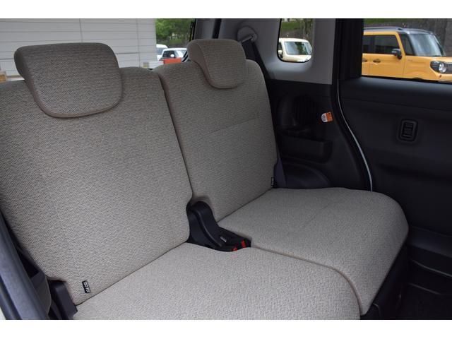 X SAIII スマートアシストIII/届出済未使用車/ヘッドライトレベライザー/オートハイビーム/リアプライバシーガラス/電格ミラー/チルトステアリング/プッシュスタート/スマートキー/ベンチシート(16枚目)