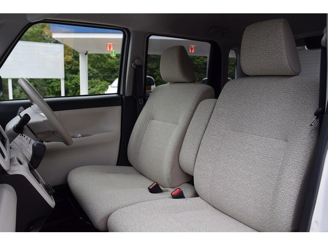 X SAIII スマートアシストIII/届出済未使用車/ヘッドライトレベライザー/オートハイビーム/リアプライバシーガラス/電格ミラー/チルトステアリング/プッシュスタート/スマートキー/ベンチシート(22枚目)