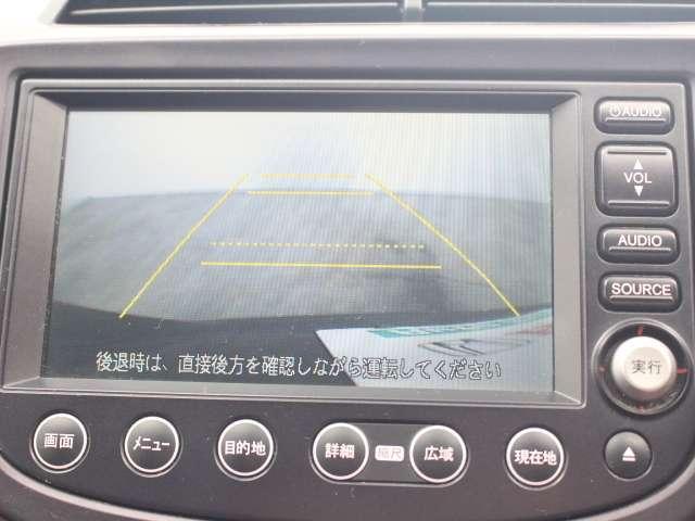 ホンダ フィット RS HDDナビ ワンセグTV バックカメラ