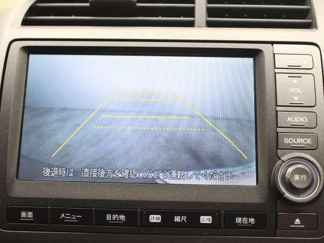 ホンダ ストリーム X HDDナビパッケージ HDDナビ ワンセグTV バックカメラ