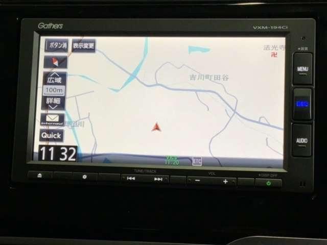 13G・L ホンダセンシング 当社試乗車 純正ナビ Rカメラ 前後ドラレコ(3枚目)