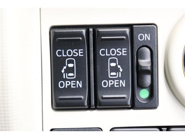スライドドアの開閉は、ドアハンドルはもちろん運転席からのスイッチ操作でも可能です。お子様の送迎時の乗り降りも一段と楽になります。