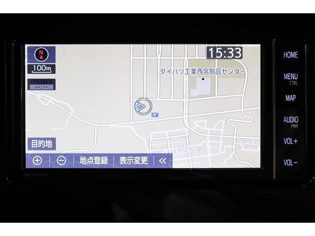 ハイブリッドG Z フルセグ メモリーナビ DVD再生 バックカメラ 衝突被害軽減システム ETC LEDヘッドランプ(8枚目)