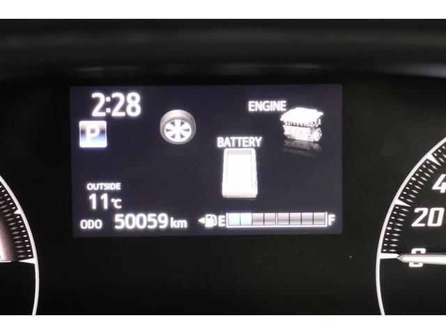 ハイブリッドG クエロ フルセグ DVD再生 バックカメラ 衝突被害軽減システム ETC 両側電動スライド LEDヘッドランプ ウオークスルー 乗車定員7人 3列シート(15枚目)