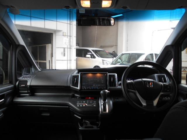 ホンダ ステップワゴンスパーダ Z クールスピリット両側電動 ビック9インチナビ フリップM