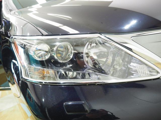 HS250h バージョンS メーカーナビ コンビレザーシート パワーシート&シートヒーター スマートキー LEDヘッド 社外マフラー フロント・バックカメラ 社外オーディオ(10枚目)