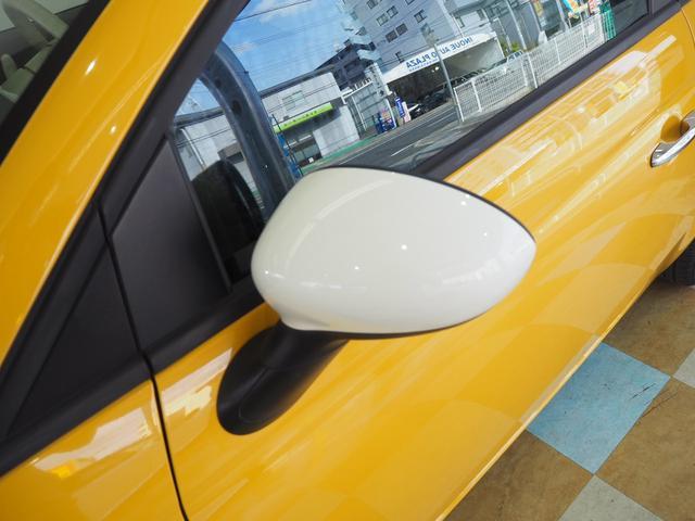 パステロ ワンオーナー 80台限定カントリーポリタンイエロー 同色シフトノブ ホワイト&クロームホイールキャップ ホワイトドアミラー キーレスキー ETC 禁煙車(14枚目)