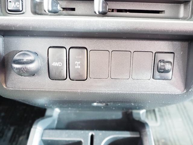 スタンダード 農用スペシャル 5速MT パートタイム4WD スーパーデフロック 4枚リーフスプリング 荷台作業灯(18枚目)