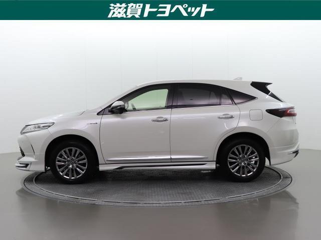 「トヨタ」「ハリアーハイブリッド」「SUV・クロカン」「滋賀県」の中古車2