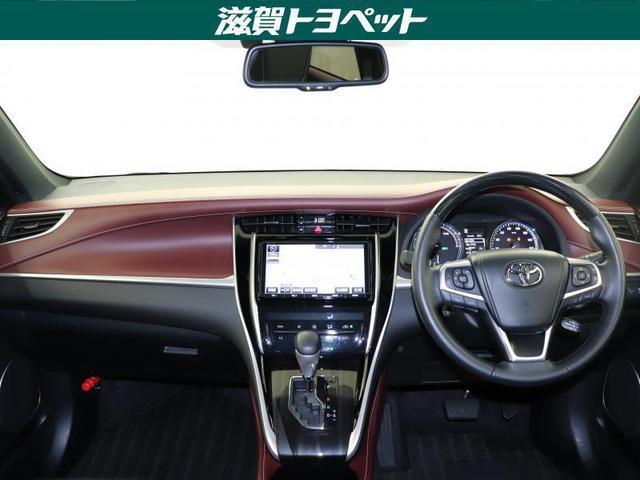 「トヨタ」「ハリアーハイブリッド」「SUV・クロカン」「滋賀県」の中古車4