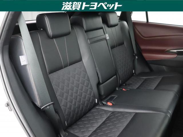 「トヨタ」「ハリアーハイブリッド」「SUV・クロカン」「滋賀県」の中古車8