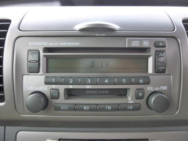 ダイハツ タント カスタムRS HID AW15インチ CD・MD再生可能
