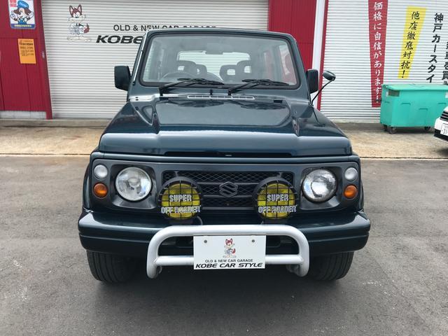 「スズキ」「ジムニーシエラ」「SUV・クロカン」「兵庫県」の中古車2