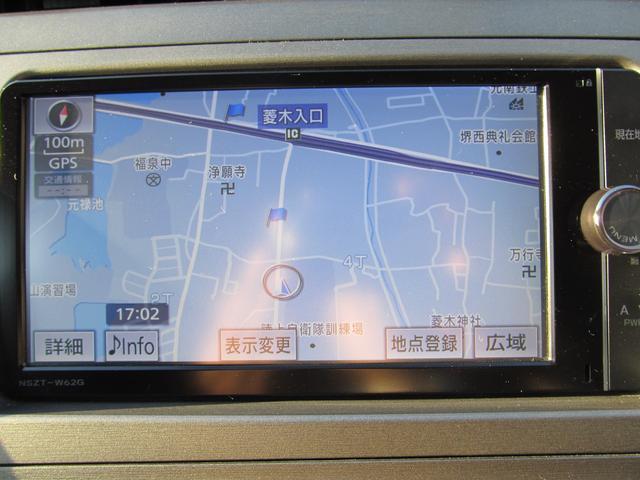 トヨタ プリウス S 純正ナビ バックカメラ ETC スマートキー ポリマー