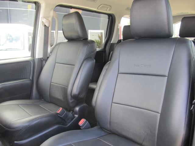 シートカバー付きですのでシートが汚れにくく座り心地もいいです!