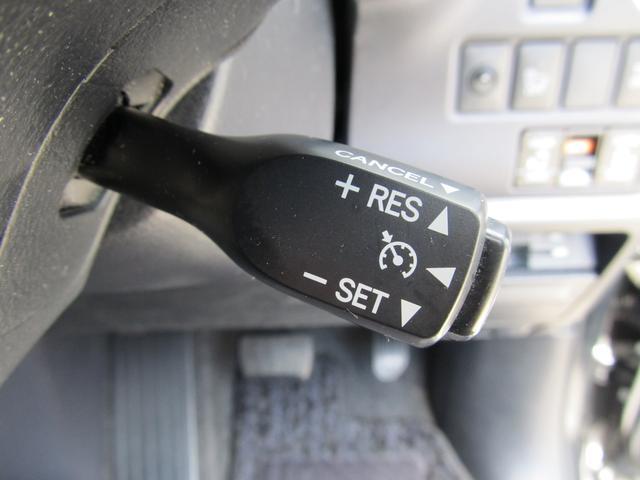 高速道路などで役立つクルーズコントロール搭載!設定した一定の速度で走行してくれるので長距離のドライブの際などに便利です!