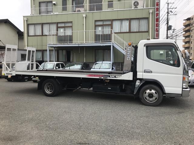 積載車 ラジコン ディーゼルターボ NoxPm適合(4枚目)