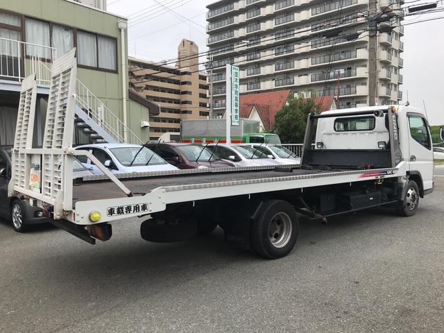 積載車 ラジコン ディーゼルターボ NoxPm適合(5枚目)