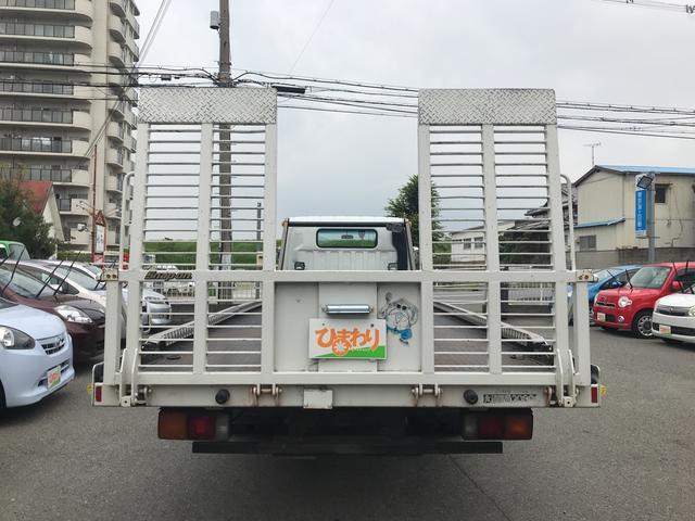 積載車 ラジコン ディーゼルターボ NoxPm適合(6枚目)
