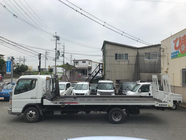 積載車 ラジコン ディーゼルターボ NoxPm適合(8枚目)