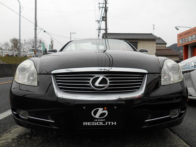 SC430 赤革 マークレビンソン HID ETC 18AW(3枚目)