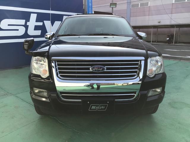 「フォード」「フォード エクスプローラー」「SUV・クロカン」「京都府」の中古車3