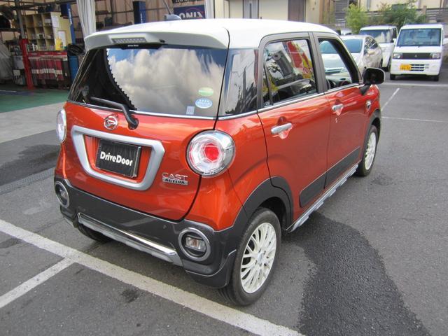 「ダイハツ」「キャスト」「コンパクトカー」「京都府」の中古車9