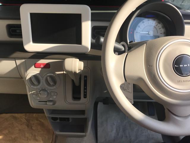 スズキ アルトラパン L レーダーブレーキサポート