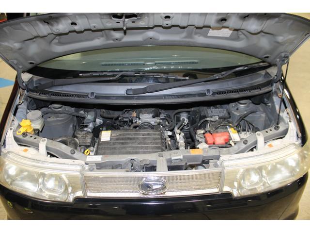 走行距離は走っていますが、タイミングベルト11万キロ時に交換済で、エンジンも静かで問題ありません。年式距離の割に塗装のツヤも有り綺麗です。多少の傷は有りますが、そのまま乗れるレベルです。