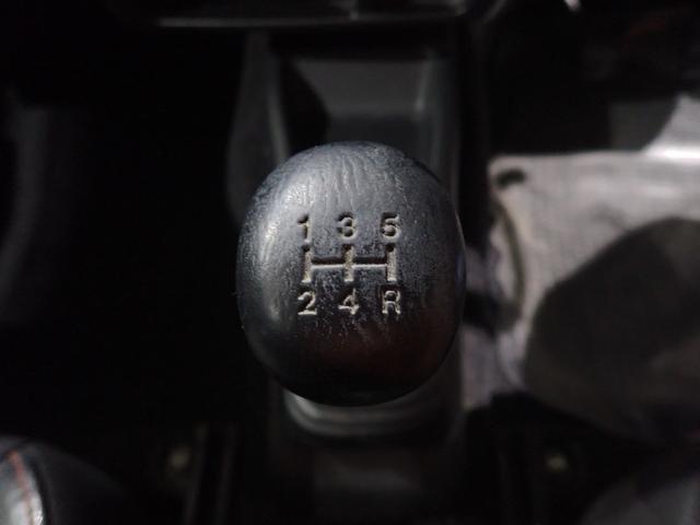 ワイルドウインド キーレス 5速マニュアル 切り替え式4WD レザーシート(13枚目)
