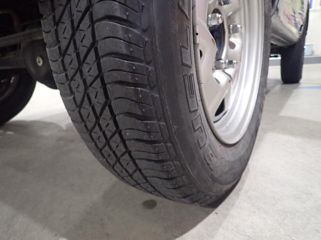 ワイルドウインド キーレス 5速マニュアル 切り替え式4WD レザーシート(33枚目)