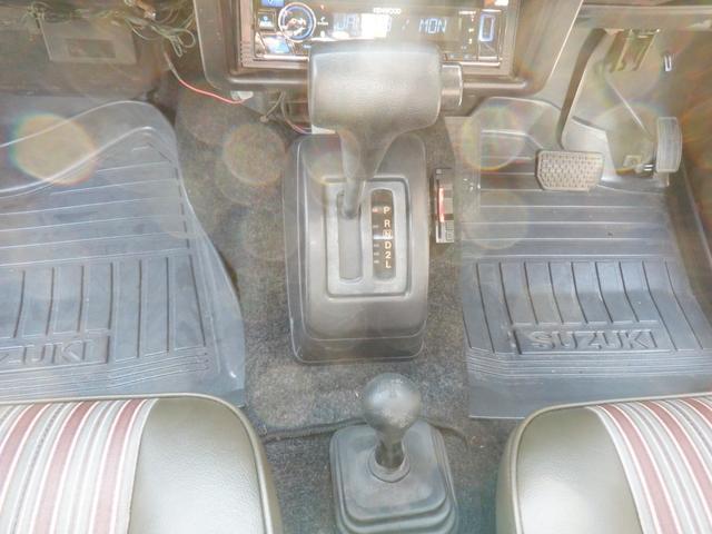 ランドベンチャー ETC エンジンオーバーホール タービン新品 オールペイント シート貼り替え マッドタイヤ 天井張り替え(18枚目)