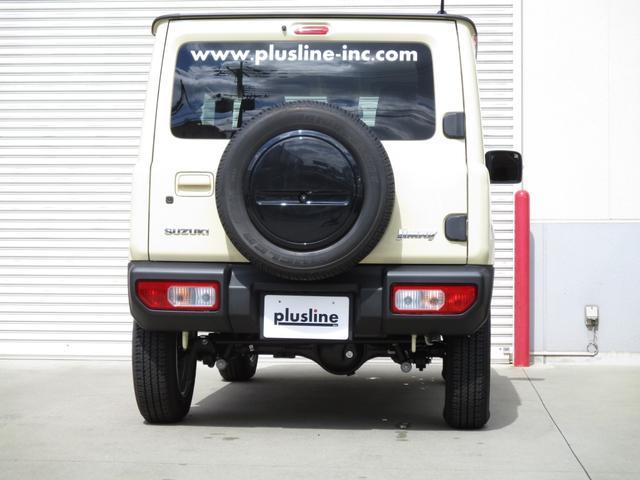XC 新型ジムニー 4WD レーダーブレーキ LEDライト(3枚目)