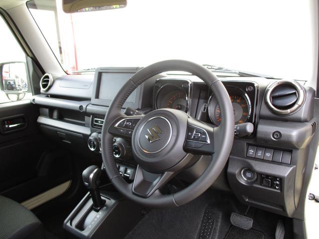 XC 新型ジムニー 4WD レーダーブレーキ LEDライト(10枚目)