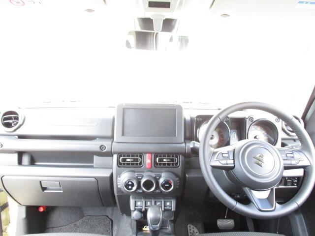 XC 新型ジムニー 4WD レーダーブレーキ LEDライト(11枚目)