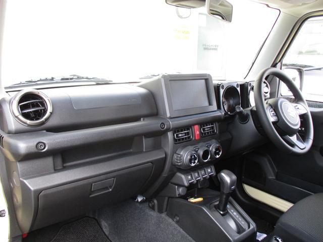 XC 新型ジムニー 4WD レーダーブレーキ LEDライト(12枚目)