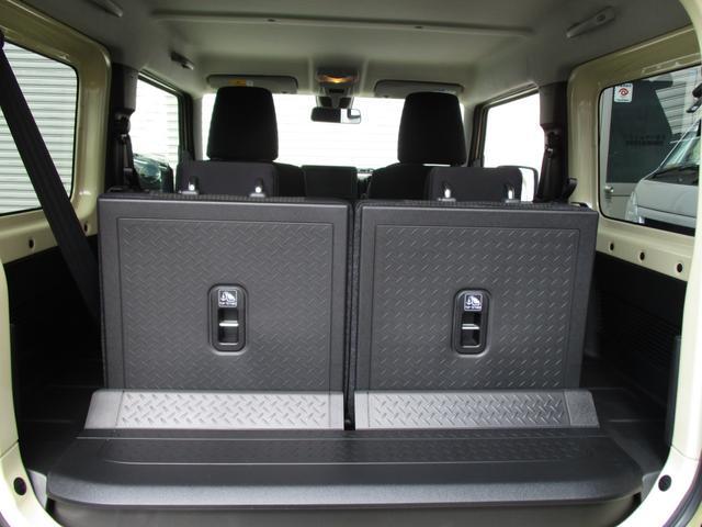 XC 新型ジムニー 4WD レーダーブレーキ LEDライト(17枚目)