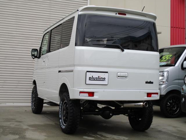 「スズキ」「エブリイワゴン」「コンパクトカー」「大阪府」の中古車9