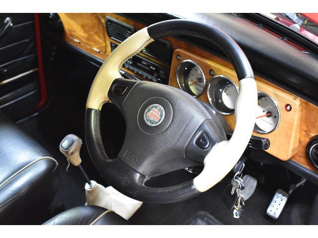 ローバー ローバー MINI クーパー 4速MT レザーシート