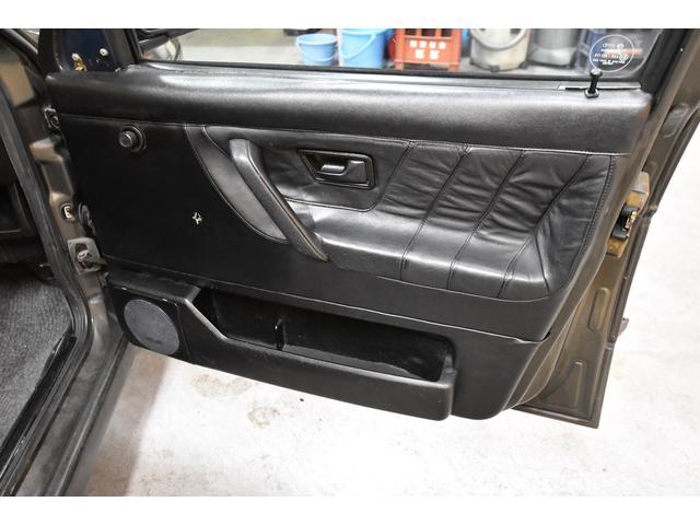 左ハンドル レザーシート ディーラー車 車高調 全塗装(17枚目)