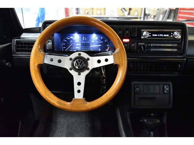 左ハンドル レザーシート ディーラー車 車高調 全塗装(18枚目)
