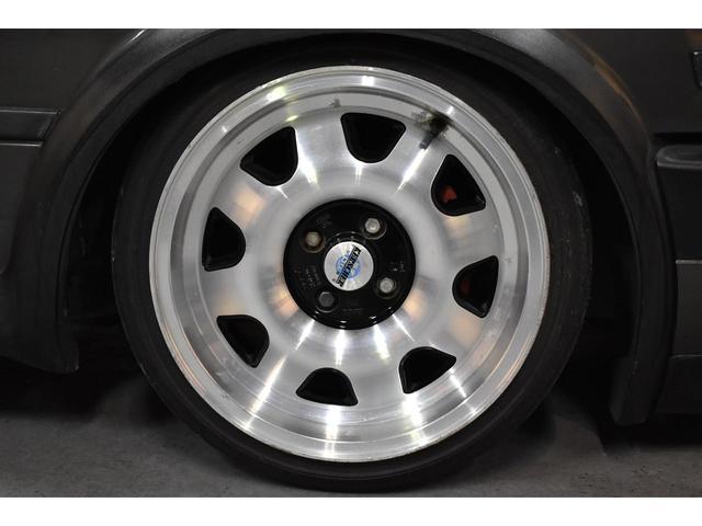 左ハンドル レザーシート ディーラー車 車高調 全塗装(35枚目)