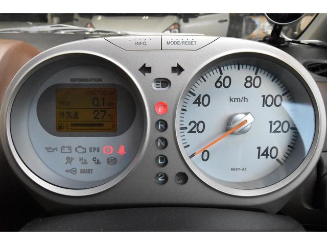 Dターボ キーレス 社外エアクリーナー/マフラー ブースト計 純正14AW HID オートエアコン 電格ミラー(22枚目)