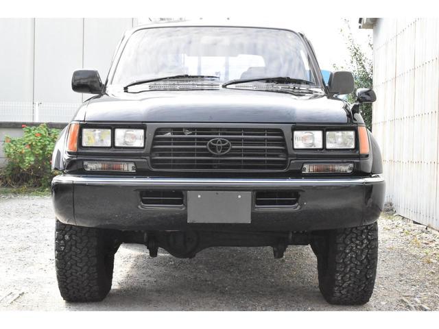 VXリミテッド 4WD 角目4灯 全塗装済 2インチアップ ランチョダンパー 1ナンバー登録 センターデフロック ギブソンマフラー 16アルミ フルセグTV Bluetooth Audio(6枚目)